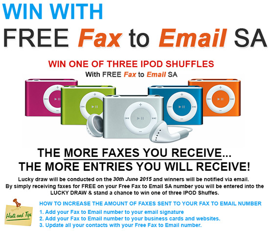 free_fax_to_email_ipod_competition