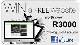 Win A Free Website By Liking Free Fax to Email SA on Facebook